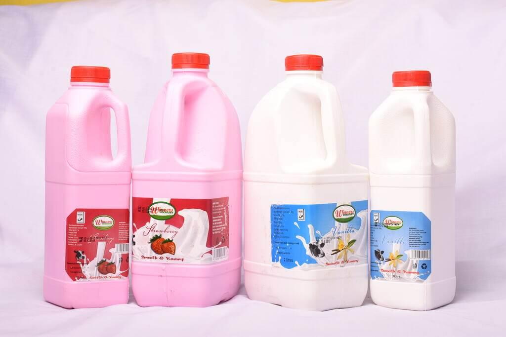 Winners Yoghurt 1 Litre Packages