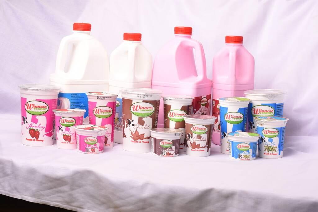 Winners Yoghurt Flavors Packs