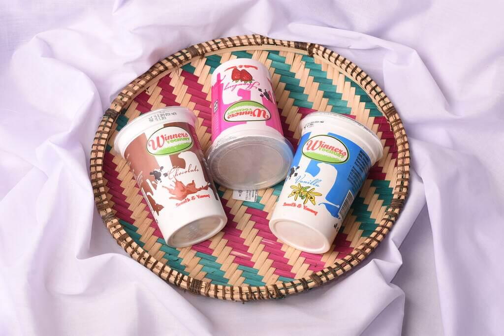Winners Yoghurt