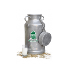 Bulk Pasteurized Milk Can